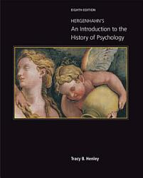Hergenhahn S An Introduction To The History Of Psychology Book PDF