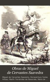 Obras de Miguel de Cervantes Saavedra: Don Quijote