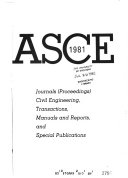 ASCE Combined Index