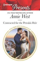 Contracted for the Petrakis Heir