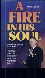 A Fire in His Soul
