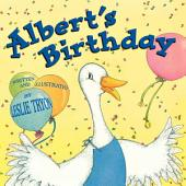 Albert's Birthday: with audio recording