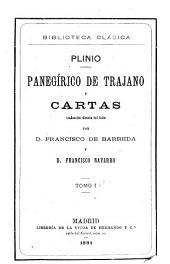 Panegírico de trajano: y cartas, Volúmenes 1-2