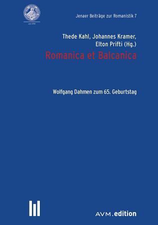 Romanica et Balcanica PDF