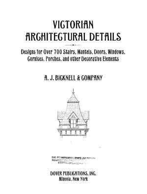 Victorian Architectural Details PDF