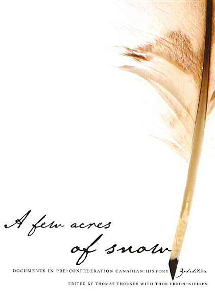 Download A Few Acres of Snow Book