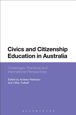 Civics and Citizenship Education in Australia PDF