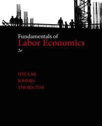 Fundamentals of Labor Economics PDF