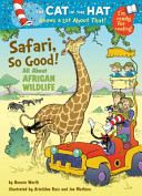 The Cat In The Hat Knows A Lot About That Safari So Good  Book PDF