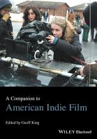 A Companion to American Indie Film PDF