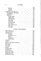 School Amusements, Or, How to Make the School Interesting: Embracing Simple Rules for Military and Gymnastic Exercises and Hints Upon the General Management of the School Room