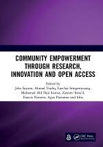 Community Empowerment through Research, Innovation and Open Access