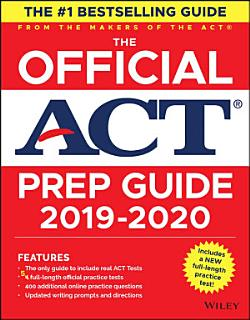 The Official ACT Prep Guide 2019 2020   Book   5 Practice Tests   Bonus Online Content  Book