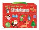 My Christmas Sticker Book Box Set