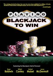 Playing Blackjack to Win PDF
