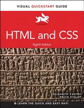 HTML and CSS: Visual QuickStart Guide, Edition 8