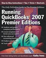 Running QuickBooks 2007 Premier Editions PDF
