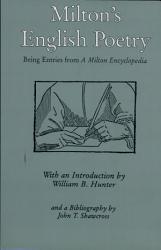 Milton s English Poetry PDF
