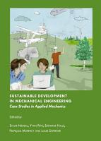 Sustainable Development in Mechanical Engineering PDF