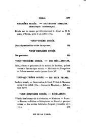 Soirées de sa majesté Louis XVIII: recueillies et mises en ordre, Volume1
