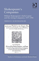 Shakespeare's Companies