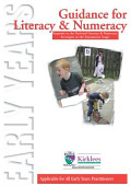 Guidance For Literacy And Numeracy