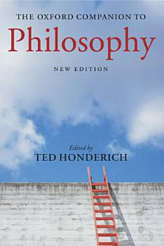 The Oxford Companion to Philosophy PDF
