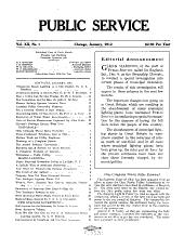 Public Service Management: Volumes 12-13