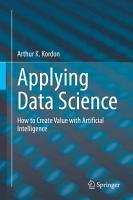 Applying Data Science PDF