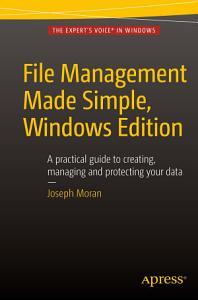 File Management Made Simple  Windows Edition PDF