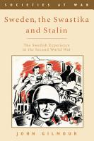 Sweden  the Swastika and Stalin PDF