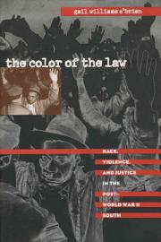 The Color Of The Law