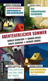 Abenteuerlicher Sommer: Interaktiver Lesespaß