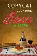 Copycat Cookbook Buca Di Beppo
