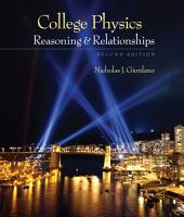 College Physics  Reasoning and Relationships PDF