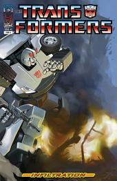 Transformers: Infiltration #3