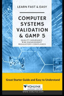 Computer System Validation and GAMP 5 PDF