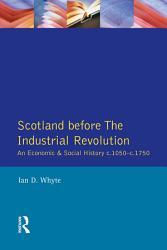 Scotland before the Industrial Revolution PDF