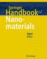 Springer Handbook of Nanomaterials PDF