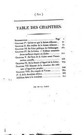 Les cabinets et les peuples: depuis 1815 jusqu'à ce jour/