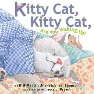 Kitty Cat  Kitty Cat  are You Waking Up