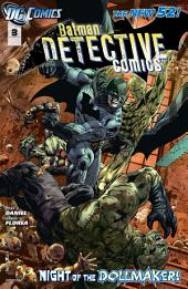 Detective Comics (2011- ) #3