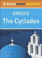 Rough Guides Snapshot Greece: The Cyclades