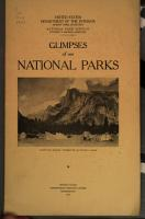 Glimpses of Our National Parks PDF