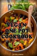 Vegan One Pot Cookbook PDF