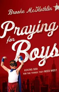 Praying for Boys Book