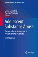 Adolescent Substance Abuse PDF
