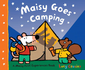 Maisy Goes Camping Book