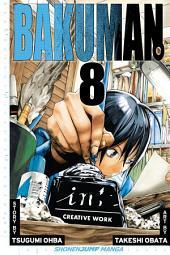 Bakuman。, Vol. 8: Panty Shot and Savior