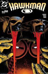Hawkman (2002-) #22